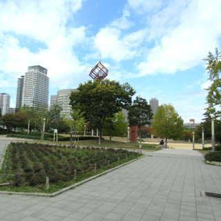 オアーゼ扇町-近くの扇町公園