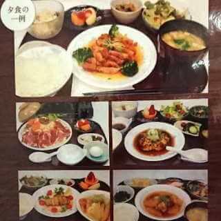 ラメール北大阪-食事一例