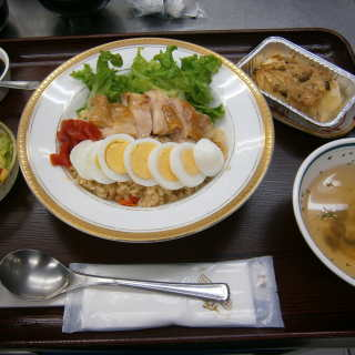 アローンズ大阪-食事一例